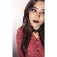"162 Likes, 4 Comments - ANERI THAKKER 💫 (@thatwingedeyeblogger) on Instagram: ""👄 . . . #boldlips #boldmakeup #bold #makeup #makeupartist #makeupartistworldwide #beautyblogger…"""