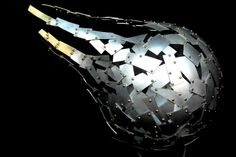 Crystalline Pod by Michael Enn Sirvet
