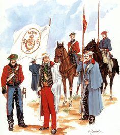 Caballería Carlista 1835-40