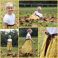 Girls modest custom eyelet dress  https://www.etsy.com/listing/249618638/golden-berries-dress-girls-mustard