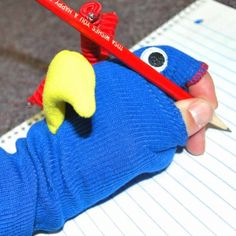 Handy Herbert Handwriting Glove | Handwriting Practice Accessories | Kids Handwriting Improvement Tools