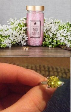Beautiful ring found in Jasmine Aroma Beads! Order yours today for $20 at www.jewelscent.com/karynn