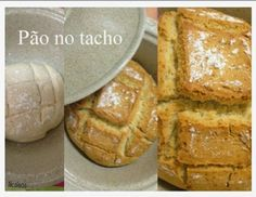 Pão artesanal Tão fácil  Artisan Bread so Easy  #Easybread  #Pão #ArtisanBread # Bread