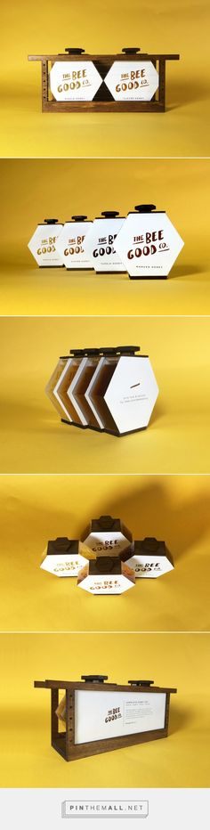 THE BEE GOOD CO. / Concept by  Christiana Theophanopoulos