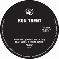 RON TRENT / ロン・トレント / TRIBUTE TO RON HARDY