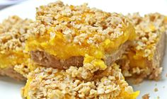 These HealthyApricot Cookie Barsare great for every one: vegan and gluten free and it's made with only natural sweeteners.