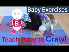 Baby Exercises and Activities App - YouTube