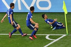Japans World Cup Starts With a Wild Win Over Colombia