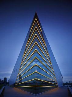 CHK | Central Boathouse | Elliott + Associates Architects; Photo: Scott McDonald, Gray City Studios | Archinect