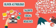 Oliver Astrologo: quando talento e social si fondono