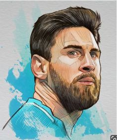 Cristiano Ronaldo, Antoine Griezmann and Lionel Messi the nominees for The Best FIFA Football Awards, Illustrated for RÉCORD Sport Newspaper. Soccer Art, Football Art, Soccer Tips, Nike Soccer, Soccer Cleats, Vector Portrait, Portrait Art, Messi Y Ronaldo, Ronaldo Real