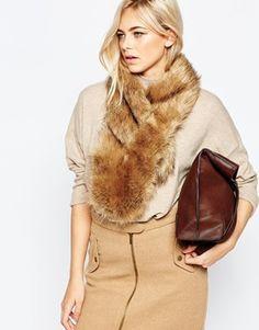 Oasis Faux Fur Tippet