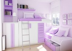 Teen Girl Bedrooms dazzling examples, room decor tip note 5282574316 - Attractive decorating to plan a spectacular and really creative teen girl room. The sensational teen girl bedrooms decorating ideas blue ideas generated on this cool day 20181222 Teenage Girl Bedroom Designs, Teenage Girl Bedrooms, Teen Bedroom, White Bedroom, Lilac Bedroom, Cozy Bedroom, Bedroom Decor For Teen Girls Dream Rooms, Small Teenage Bedroom, Master Bedroom