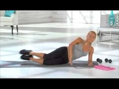 ▶ Tracy Anderson: Metamorphosis (Glutecentric) - Day 21-30 - YouTube