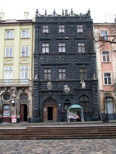 Lwów - Czarna Kamienica by bazylek100, via Flickr