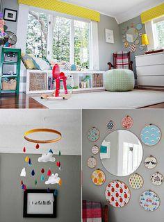 quel design de la chambre bébé mixte, chambre bebe pas cher