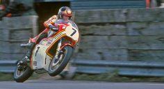I miti del motociclismo: Barry Sheene