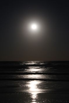 At night on the beach at SPI....