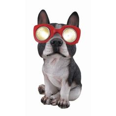 Free Shipping. Buy Boston Terrier Solar Eyes LED Accent Light Statue at Walmart.com