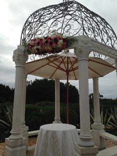 Las Brisas Gazebo One Of The Posts Laguna Beach Arches And S Pinterest Wedding Weddings