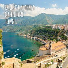 Reggio Calabria è #GreenTimeTown. Trova lo store #GreenTime più vicino a te. In questa immagine, Scilla - Calabria.