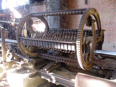 More abandoned machines