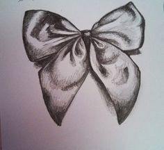 Sketchbook- Bow Tattoo by Jiiri