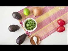 Guacamole - jak przygotować meksykański dip z awokado - Allrecipes.pl