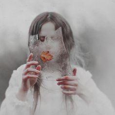 The mask of  faceless cold by NataliaDrepina.deviantart.com on @DeviantArt