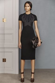 Beautiful LBD from Jason Wu's Pre-Fall collection