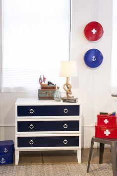 Dream dresser for Little Man's New Room.