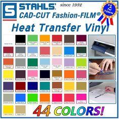 Cyan Blue HTV Cricut Iron On Lite Vinyl Heat Transfer Roll Free Fast 12 in X 19