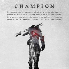 The Champion - Dragon Age 2