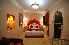 reservation chambre d'hote marrakech Le Riad, Riad Marrakech, Patio, Bed, Furniture, Home Decor, Home, Decoration Home, Stream Bed