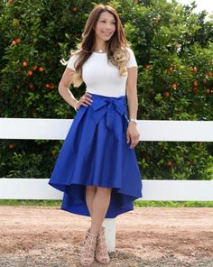 This beautiful skirt is sure to catch your fancy - it& so perfect for adding a romantic detail to any look! Ball Skirt, Gown Skirt, Pleated Skirt, Teen Fashion Outfits, Girly Outfits, Skirt Outfits, Womens Fashion, White Satin Dress, Satin Dresses