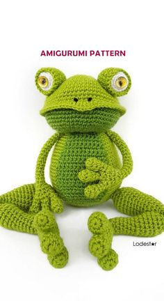 In this article we will share the amigurumi doll fairy tale free crochet pattern. Amigurumi related to everything you can not find and share with you. Crochet Frog, Crochet Cat Pattern, Crochet Amigurumi Free Patterns, Crochet Toys, Crochet Baby, Free Crochet, Funny Crochet, Finger Weaving, Amigurumi Doll
