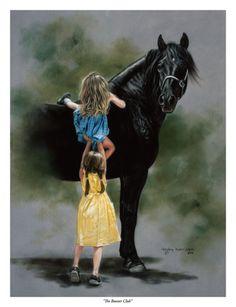 little girls - lesley harrison