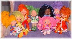 Toys.. Rainbow Brite