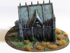 Nice Graveyard on swamp. By Andrew Willis
