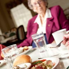 Assisted living and skilled nursing facilities seek to provide balanced, nutritional meals for their residents, but when your parent isn't eating enough, it could signal an underlying medical problem.