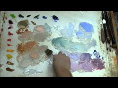 Mixing Color: Painting with a Limited Palette - YouTube