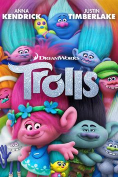 MOVIE NIGHT IDEAS FOR A TROLLS VIEWING PARTY WITH THE KIDS #BRINGHOMEHAPPY #DREAMWORKSTROLLS. CRAFTS, FAMILY, GOODIES.