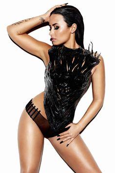 Najseksowniejsze gwiazdy w 2016 roku według Victoria's Secret KategoriaSexiest Songstress:Demi Lovato fot. serwis prasowy