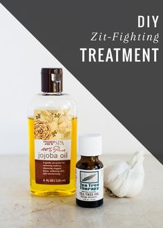 6 Tips to Fight Summer Breakouts   a DIY Zit Treatment | http://hellonatural.co/fight-summer-breakouts-diy-zit-treatment/
