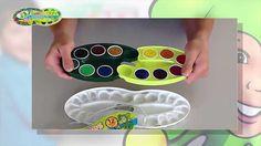 Jolly's Schuldeckfarbkasten. Geniales Click-System, Spülmaschinenecht, tolle Farben.