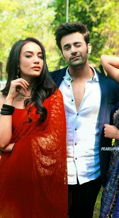 Tv Show Couples, Cute Couples Photos, Cutest Couple Ever, Best Couple, Most Beautiful Indian Actress, Beautiful Couple, Bollywood Wallpaper, Handsome Celebrities, Girl Couple