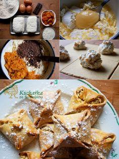 Kuchařka ze Svatojánu: TVAROHOVÉ KOLÁČKY How To Read A Recipe, Czech Recipes, Cake Recipes, French Toast, Healthy Recipes, Baking, Breakfast, Czech Food, Cakes