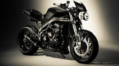 Triumph Speed Triple 1050 Anniversary by Primata