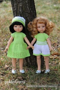 Knit Fashion, Couture, Doll Clothes, Crochet Hats, Dolls, Knitting, Outfits, Vintage, Dresses