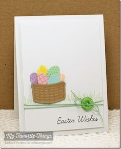Easter Bunny, Sunflower Sweetheart, Easter Bunny Die-namics - Barbara Anders #mftstamps